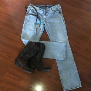 Silver Jeans 32/33